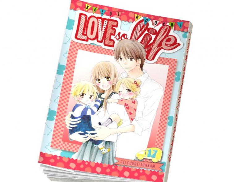 Abonnement Love so life tome 17