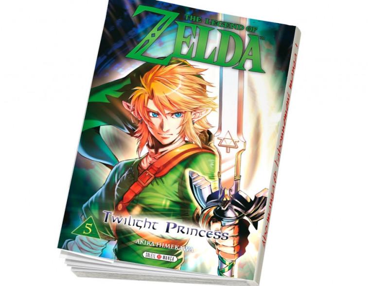 Abonnement The Legend of Zelda - Twilight Princess tome 5