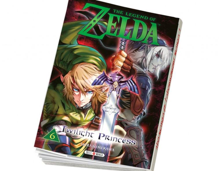 Abonnement The Legend of Zelda - Twilight Princess tome 6