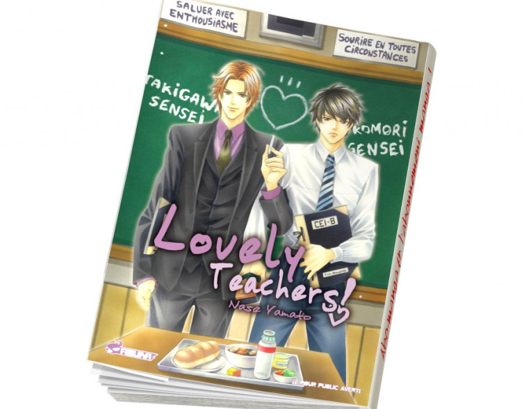 Abonnement Lovely Teachers ! tome 1
