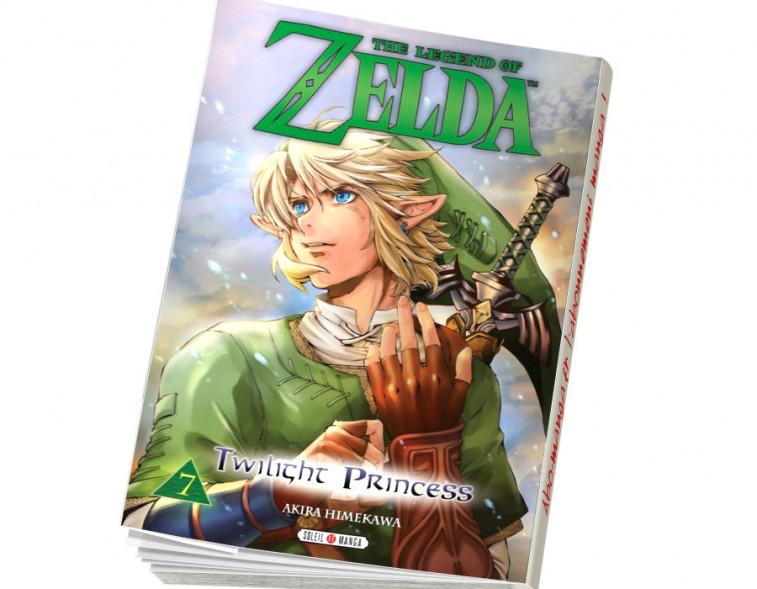 Abonnement The Legend of Zelda - Twilight Princess tome 7