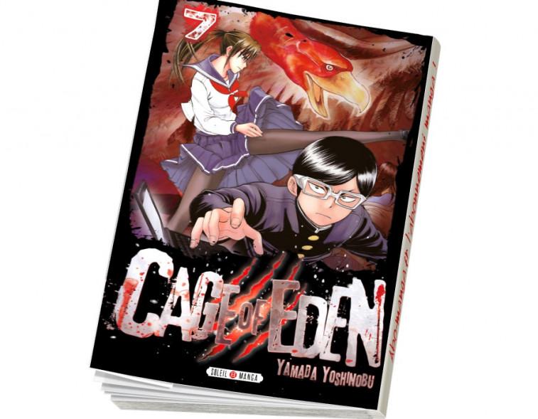Abonnement Cage of Eden tome 7
