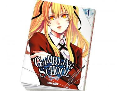 Gambling School Gambling School Twin T01