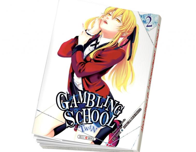 Gambling School Twin T02