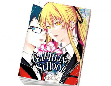 Gambling School Gambling School Twin T04