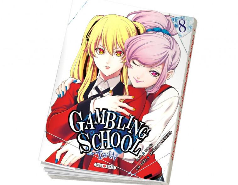 Gambling School Twin T08