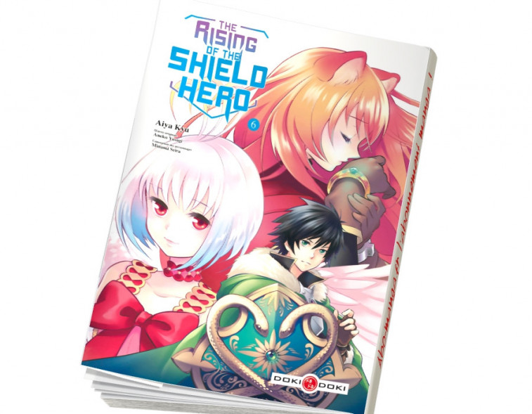 Abonnement The Rising of the Shield Hero tome 6