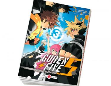 Guren five Guren five - vol.03
