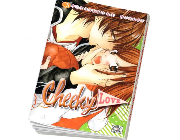 Abonnement Cheeky love tome 3