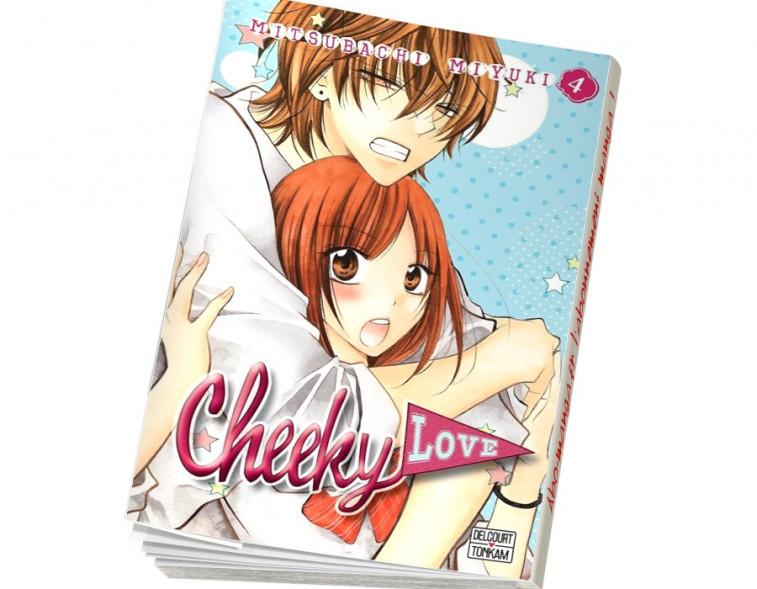 Abonnement Cheeky love tome 4