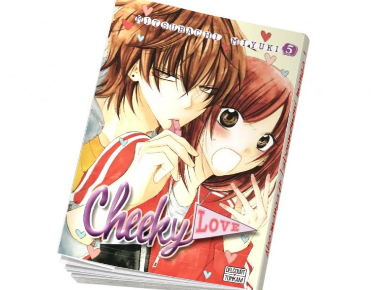 Abonnement Cheeky love tome 5