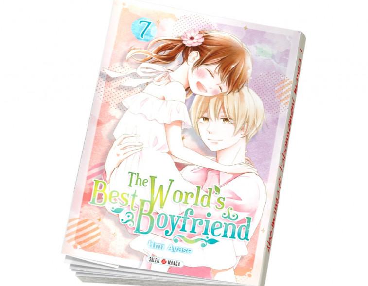 Abonnement The World's Best Boyfriend tome 7
