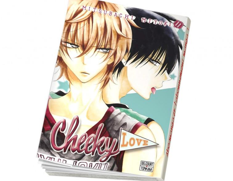 Abonnement Cheeky love tome 11