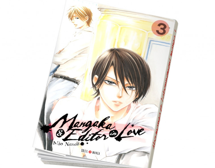 Abonnement Mangaka and Editor in Love tome 3