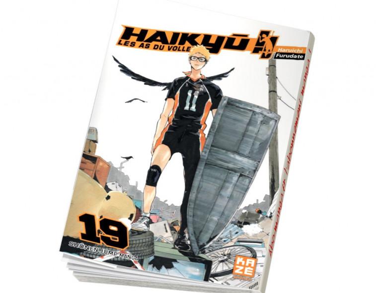 Abonnement Haikyu !! - Les As du volley tome 17