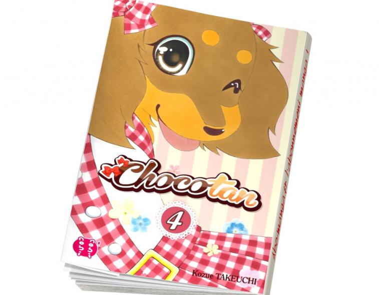 Abonnement Chocotan tome 4