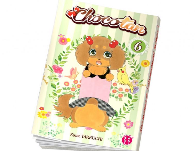 Abonnement Chocotan tome 6