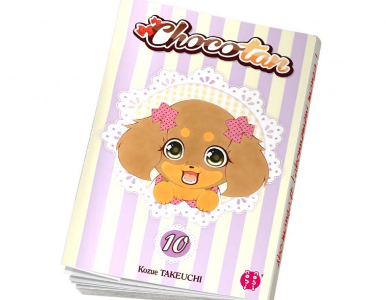 Abonnement Chocotan tome 10