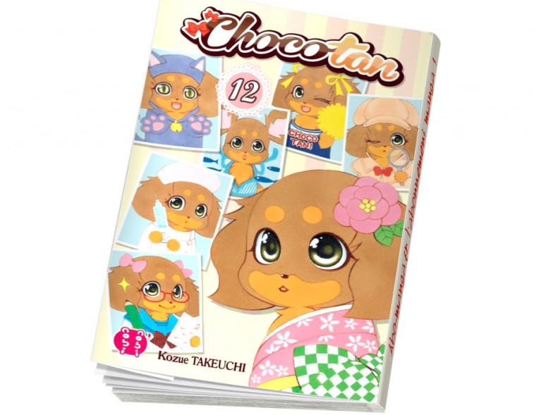 Abonnement Chocotan tome 12
