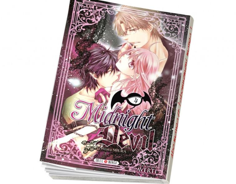 Abonnement Midnight Devil tome 4