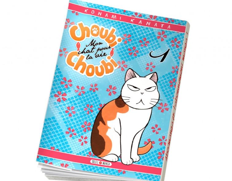 Abonnement Choubi-Choubi, Mon chat pour la vie tome 1
