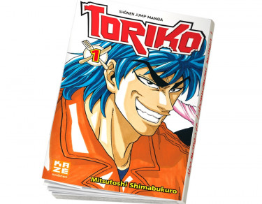 Toriko Toriko T01