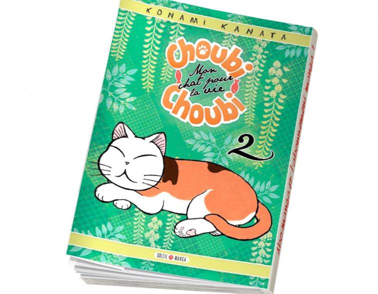 Abonnement Choubi-Choubi, Mon chat pour la vie tome 2