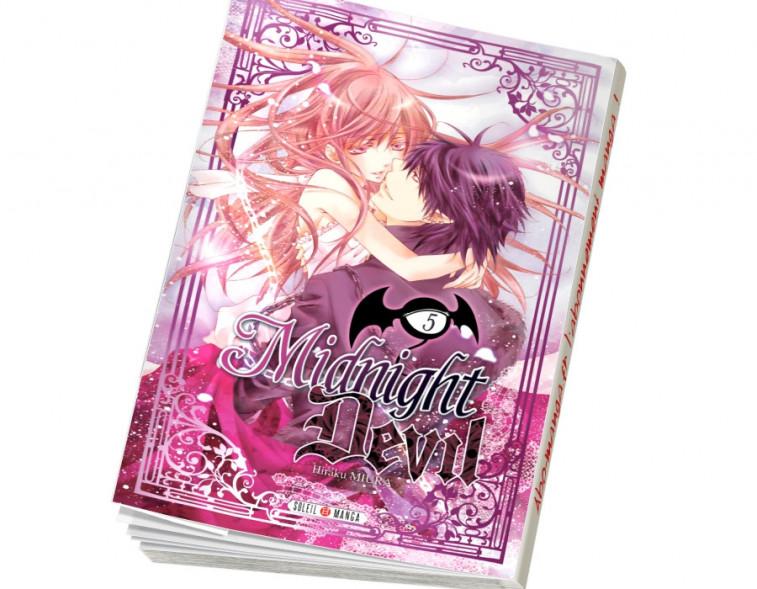 Abonnement Midnight Devil tome 5