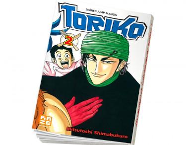 Toriko Toriko T02
