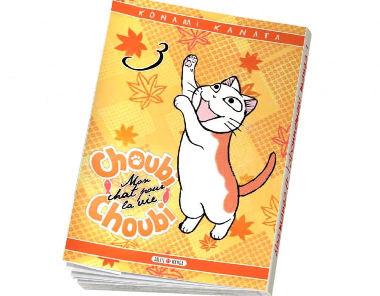 Abonnement Choubi-Choubi, Mon chat pour la vie tome 3