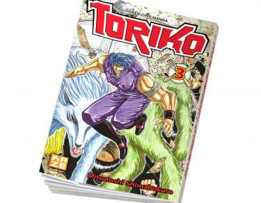 Toriko Toriko T03