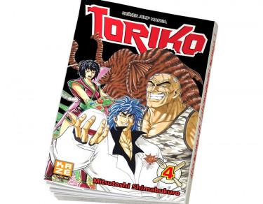 Toriko Toriko T04