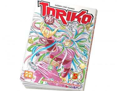 Toriko Toriko T05