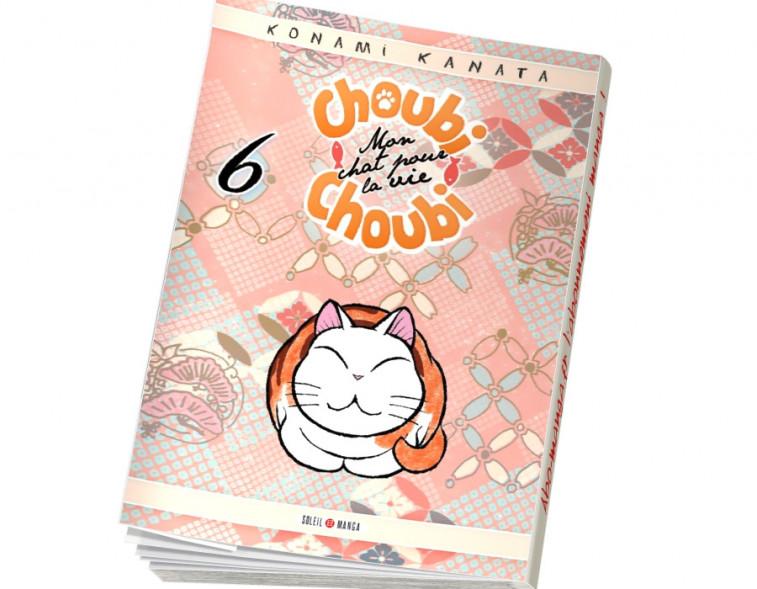 Abonnement Choubi-Choubi, Mon chat pour la vie tome 6