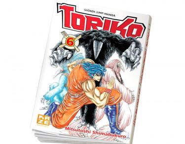 Toriko Toriko T06