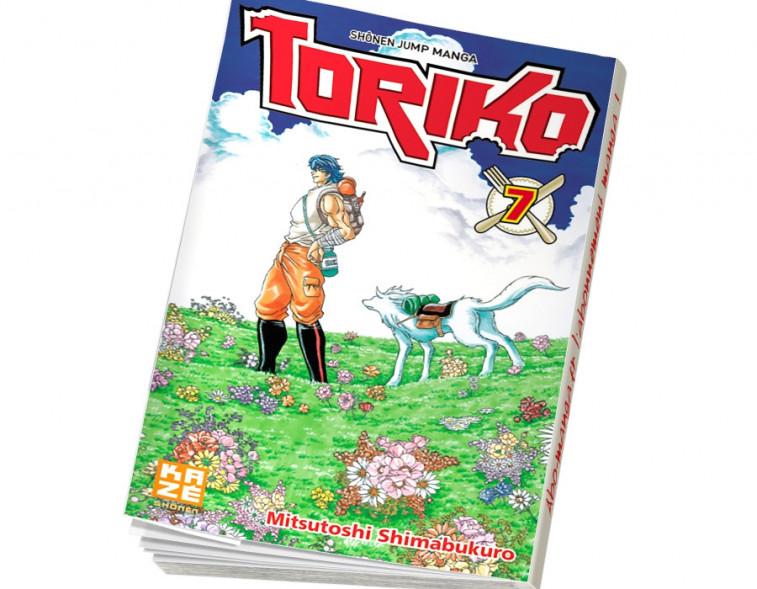 Abonnement Toriko tome 7