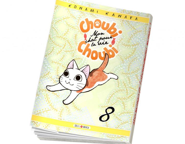 Abonnement Choubi-Choubi, Mon chat pour la vie tome 8