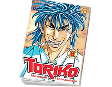 Toriko Toriko T08