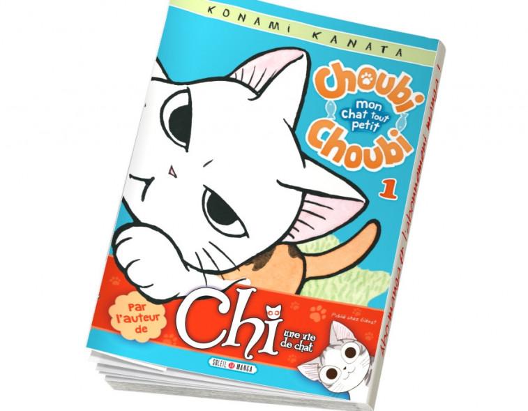 Abonnement Choubi-Choubi, Mon chat tout petit tome 1