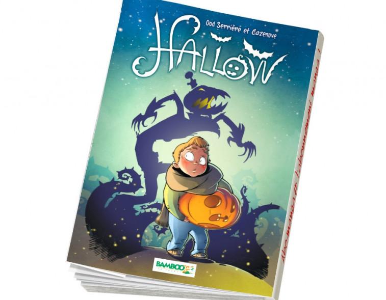 Abonnement Hallow - manga tome 1