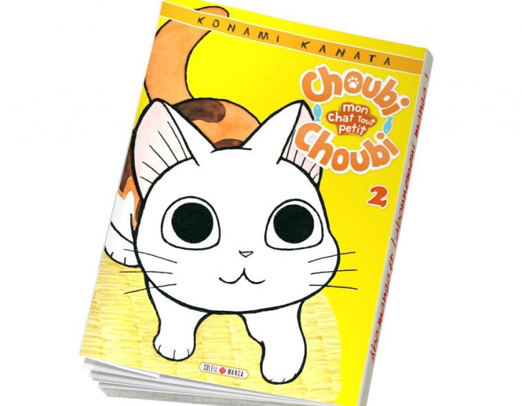 Abonnement Choubi-Choubi, Mon chat tout petit tome 2