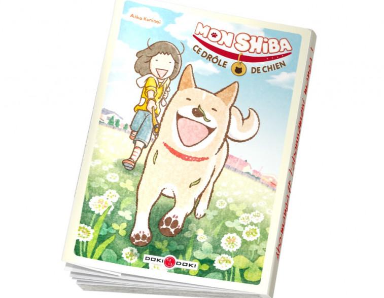 Abonnement Mon Shiba, ce drôle de chien