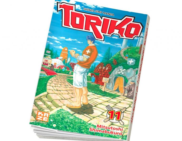 Abonnement Toriko tome 11