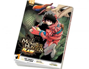 Monster Hunter Flash Monster Hunter Flash T01