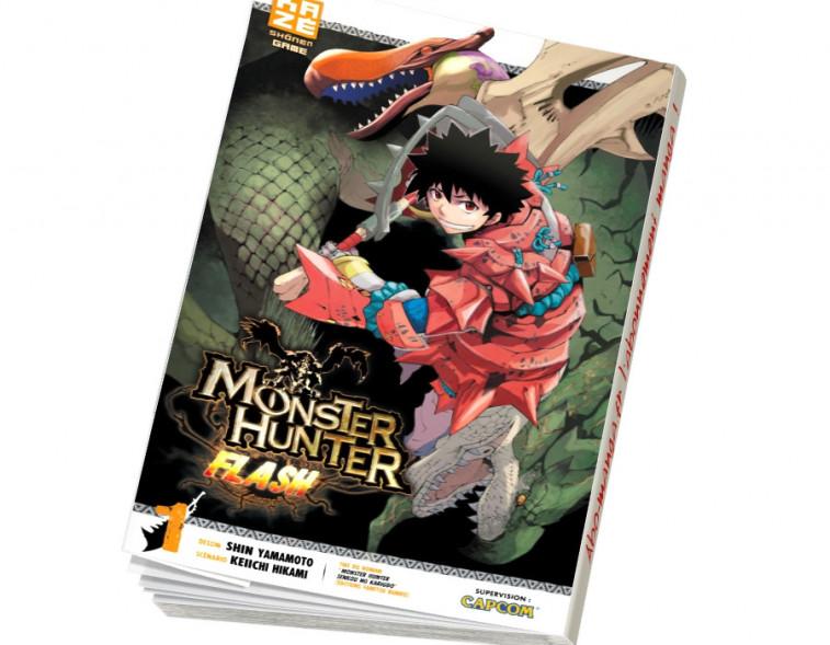 Abonnement Monster Hunter Flash tome 1
