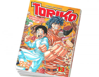 Toriko Toriko T13
