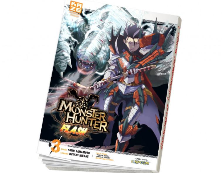 Abonnement Monster Hunter Flash tome 3