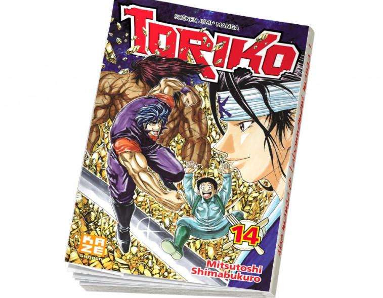 Abonnement Toriko tome 14