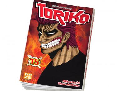 Toriko Toriko T15