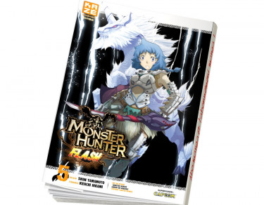 Monster Hunter Flash Monster Hunter Flash T05